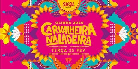Carvalheira Na Ladeira 2020 - Terça ingressos