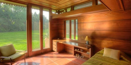 Frank Lloyd Wright Open House, November 3 tickets