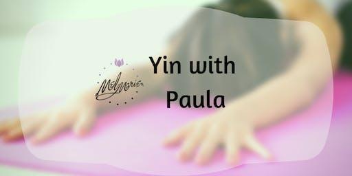 Yin with Paula