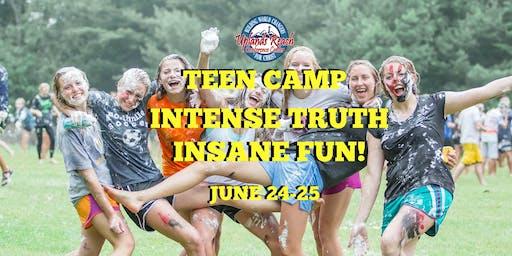 Teen Camp 2019