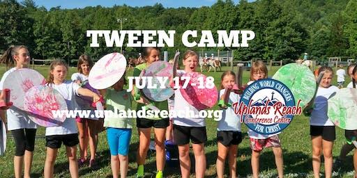 Tween Camp 2019