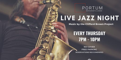 Live Jazz Night at Portum