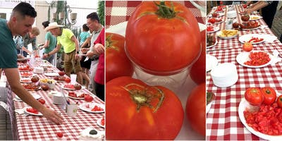 Tomato Tasting 2019