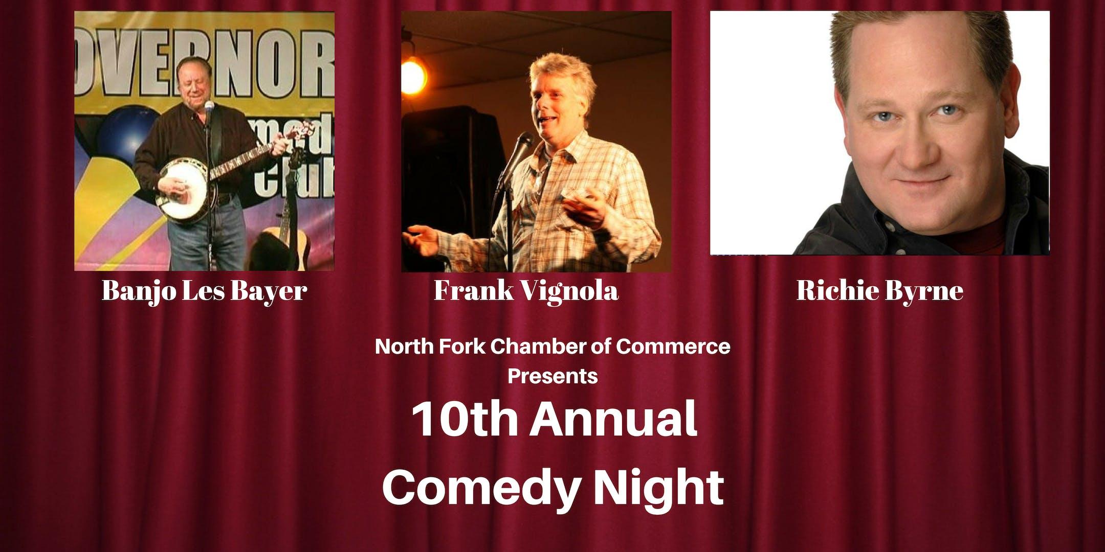 10th Annual Comedy Night