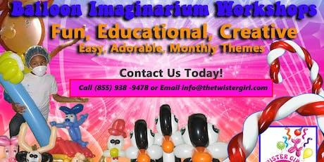 Build A Balloon Workshop!  tickets