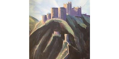 Game of Thrones Castle Paint & Sip Night - Art Painting, Drink & Food