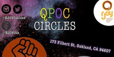 QPOC Circle  tickets