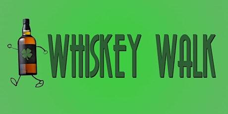 NYC Whiskey Walk tickets