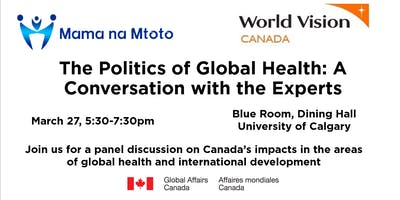The Politics of Global Health