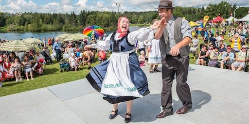 Edmonton Heritage Festival, presented by Servus Credit Union