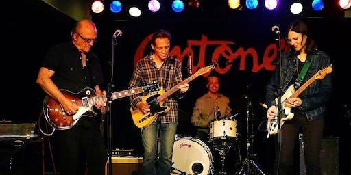Antone's Big Trio (Denny, Sarah, Eve & The Kellers) with Nate Boff