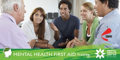 Mental Health First Aid Training - Canberra April