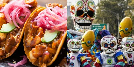 New Haven Taco Festival: Day of the Dead tickets