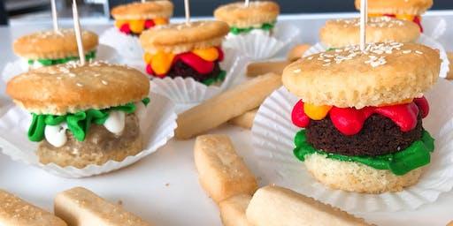 Backyard Grillin' Cupcakes