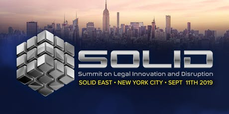 SOLID East - New York tickets