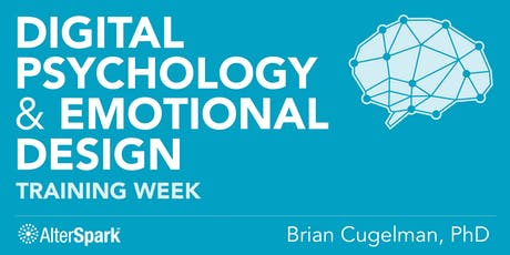 Digital Psychology & Emotional Design - Training Week 2 (Toronto) tickets