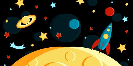 I Make I Do - The moon and space - Woodcroft Library tickets