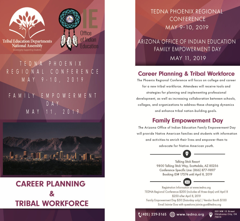 TEDNA Phoenix Regional Conference