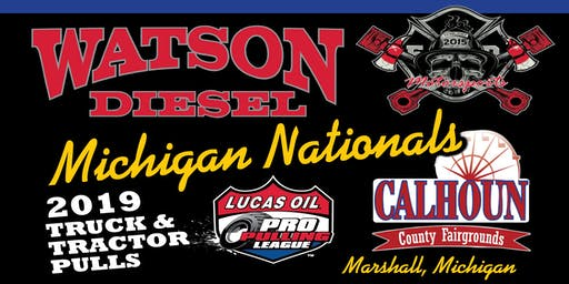 2019 Watson Diesel Michigan Nationals