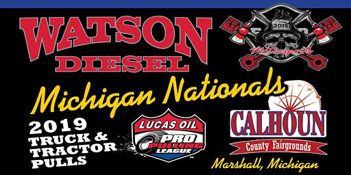 2020 Watson Diesel Michigan Nationals