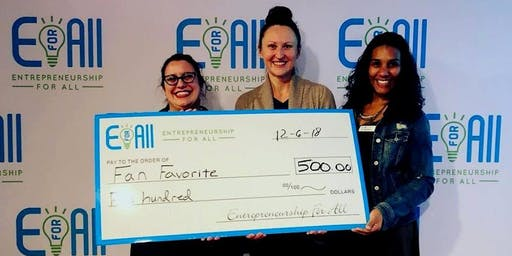 "EforAll Cape Cod ""The Big Idea"" Pitch Contest - July 2019"