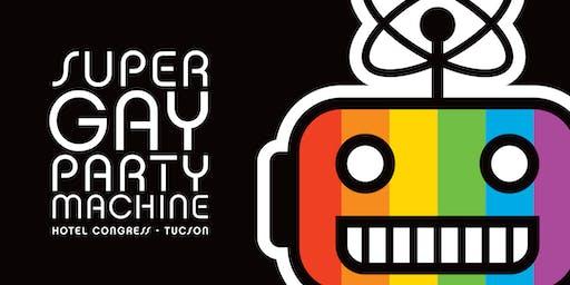 Super Gay Party Machine