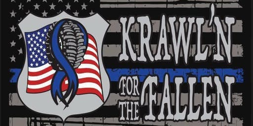 Krawl'n For The Fallen 2019 Pre-Registration (Tickets available at gate)