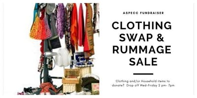 Clothing Swap and Rummage Sale