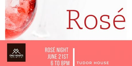 French Rose Night tickets