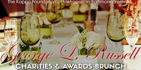 Annual George L. Russell Charities and Award Brunch tickets