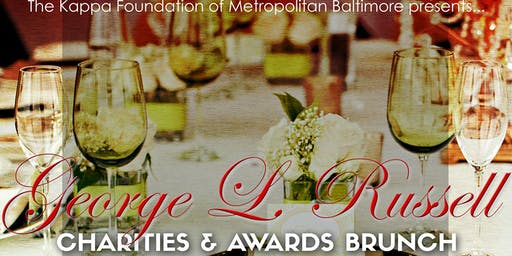 Annual George L. Russell Charities and Award Brunch