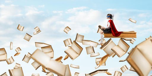 I Make I Do - Children's Book Month: Reading is my secret power - Woodcroft Library