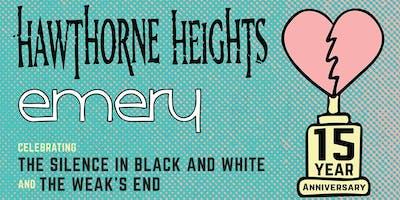 Hawthorne Heights and Emery @ Columbus VIP Upgrade