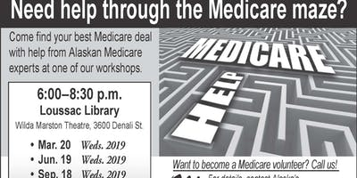 Need Help through the Medicare Maze?