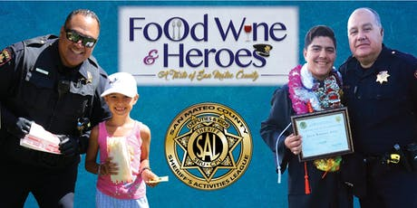 Sheriff's Activities League - Food, Wine & Heroes  tickets