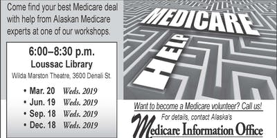 Need Help through the Medicare Maze?