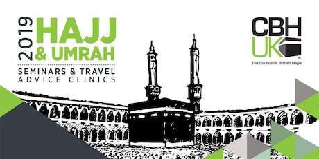 Hajj Seminar 2019 - LUTON tickets