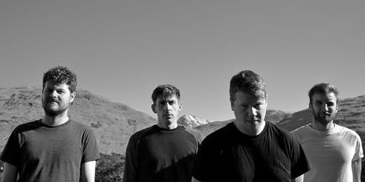 We Were Promised Jetpacks 'These Four Walls' 10th Anniversary @ Slim's   w/ Catholic Action