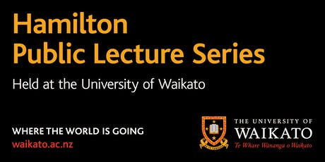 Hamilton Public Lecture Series - Professor James Brasington tickets