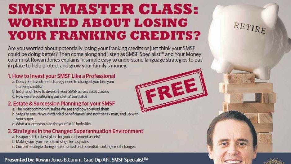 SMSF Master Class (24th March Morning Session