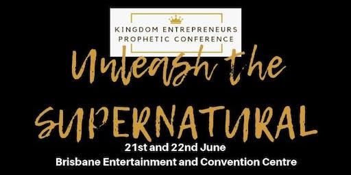 KE Prophetic Conference