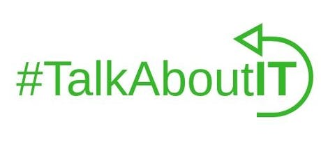 #TalkAboutIT tickets