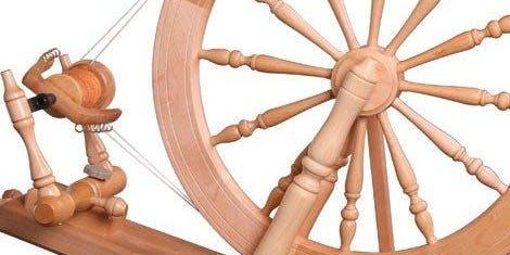 Learn to spin - beginning spinning with Karen Alpert
