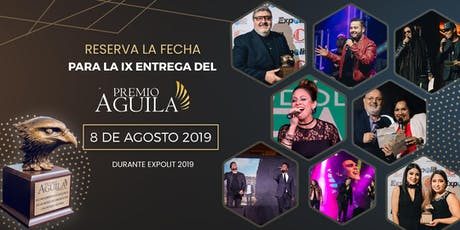 IX Entrega del Premio Águila tickets