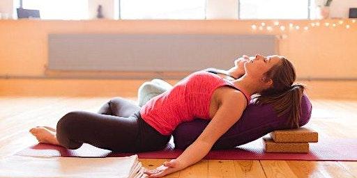 Rejuvenating Yin Yoga