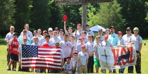 VA BOYS Extreme Outdoor Camp 2019