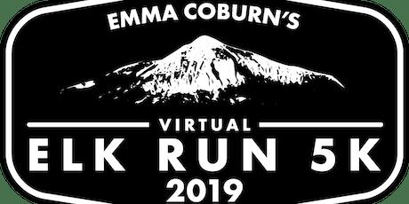 Emma Coburn's Virtual Elk Run 5k 2019 tickets