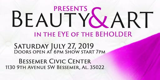 Beauty & Art in The EYE of The BEHOLDER (Fashion and Hair Show)