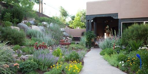 "2019 Colorado Springs Garden Tour ""Westward Hoe-Taming the Wild West Garden"""