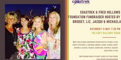 Coastrek and Fred Hollows Foundation Fundraiser Party
